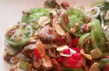 burmese tomato salad2