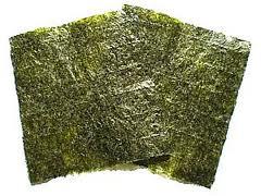 Japanese nori