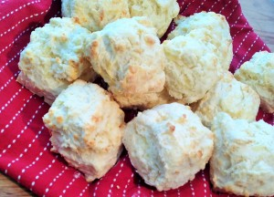 Cheese & Chilli Scones