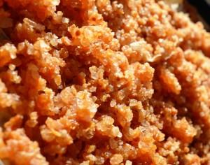 Salt curing